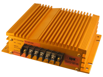 Mobile DC-DC Power Supply